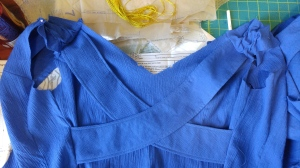Khaleesi Costume Dress Season 3 - Almost complete bodice | basic stitch