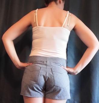 basic stitch   maritime shorts
