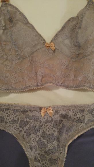 basic stitch | watson bra set