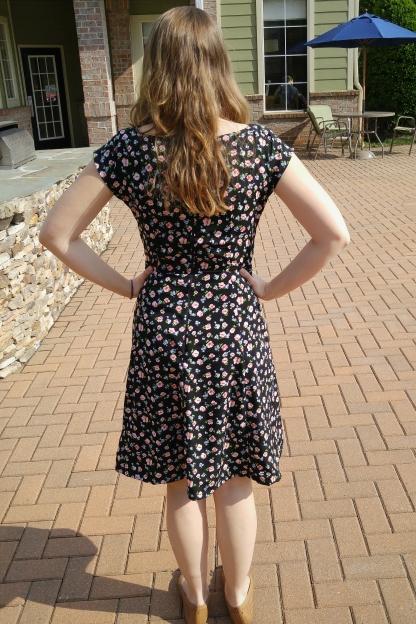 basic stitch | By Hand London Anna Dress
